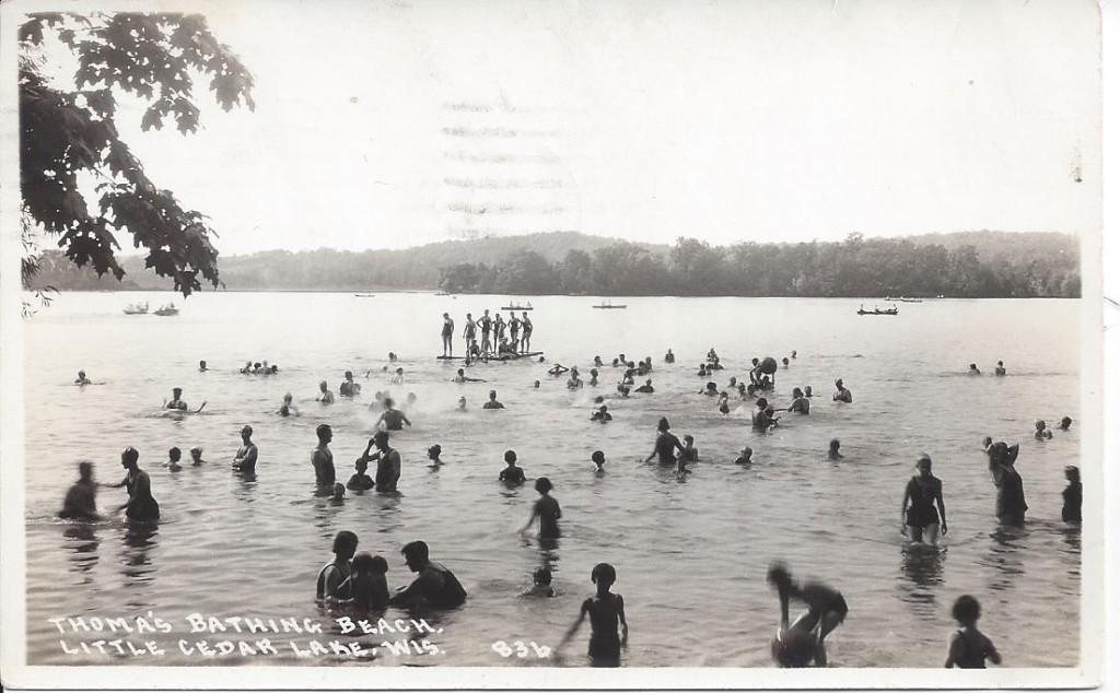 Thoma Bathing Beach 836