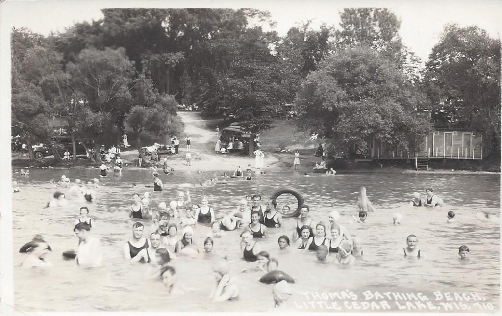 Thoma bathing beach 710