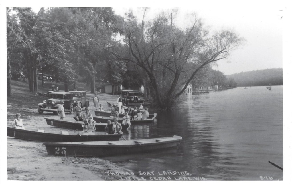 Thoma boat landing 876