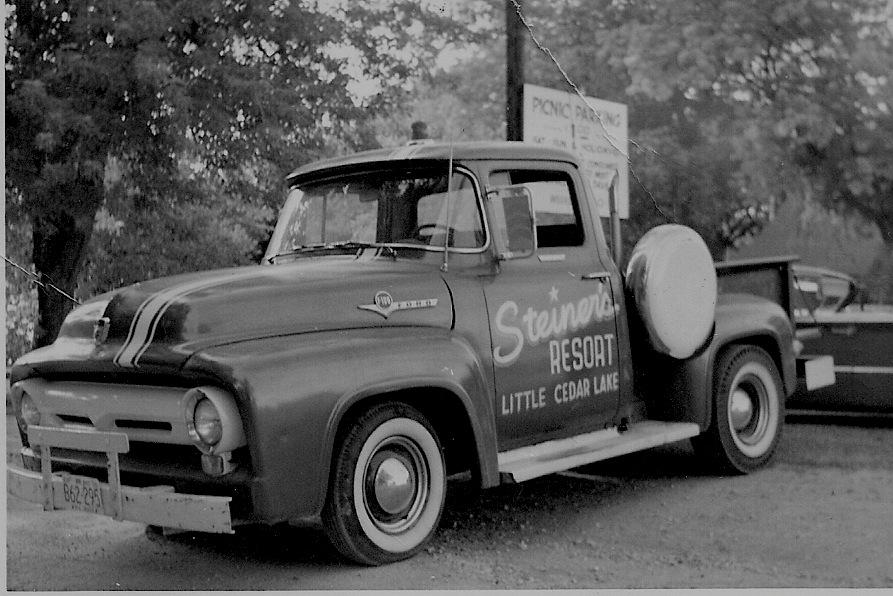 Steiner truck